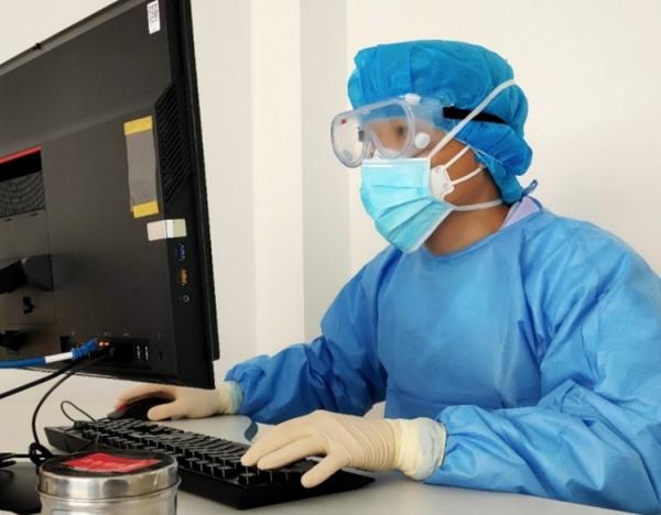信息化支撑下的医院疫情防控