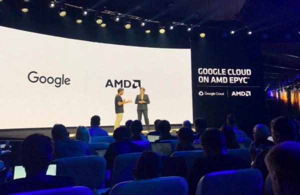 AMD发布下一代EPYC数据中心芯片 拿下谷歌推特等大客户