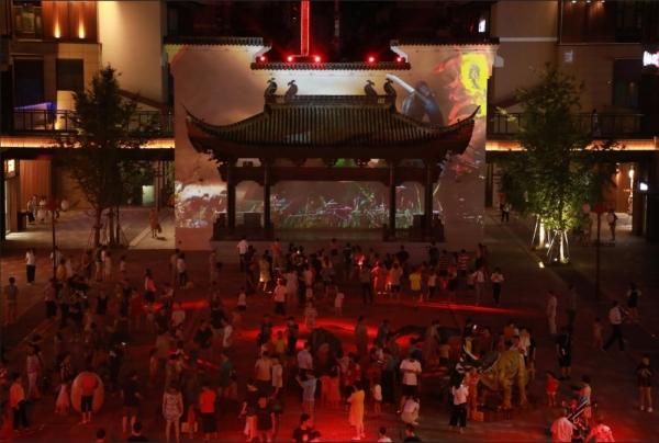 湖州长兴文化街 NEC打造全新技文化娱乐综合体