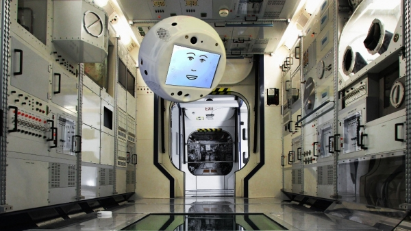 IBM沃森以CIMON为载体飞往太空