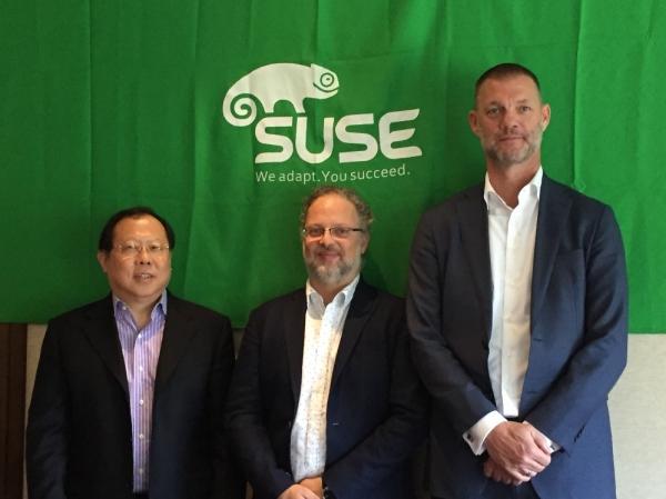 即将成为一家独立开源软件公司 SUSE通过技术整合为客户提供一站式解决方案