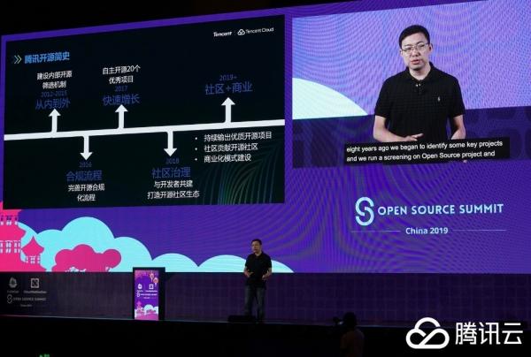 首次发布!腾讯全面公开整体开源路线图