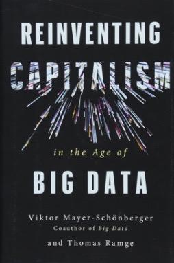 对话维克托教授:再见金融资本主义,你好大数据资本主义