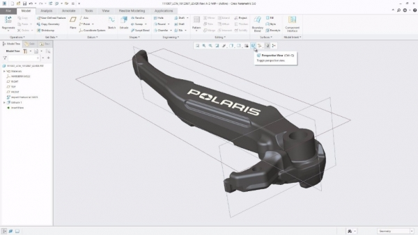 PTC发布Creo 5.0——其备受赞誉的最新版本CAD解决方案
