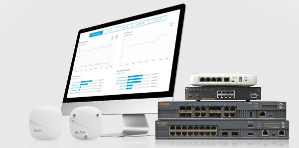 Aruba发布整合SD-WAN,LAN与网络安全的软件定义分支机构网络解决方案