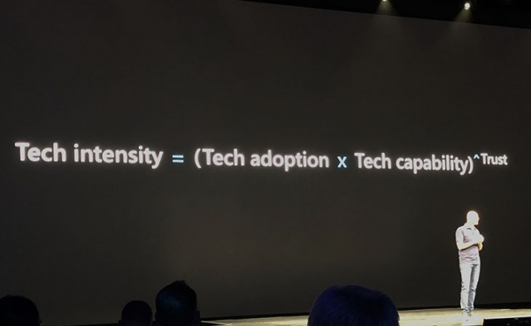 是什么成就了微软云?