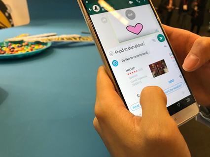 用户到底需要什么形态的手机AI,触宝输入法给出答案