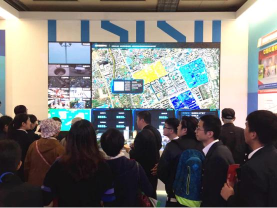 安博会抢先看 | 软通动力联合佳信捷参展 共筑城市安防
