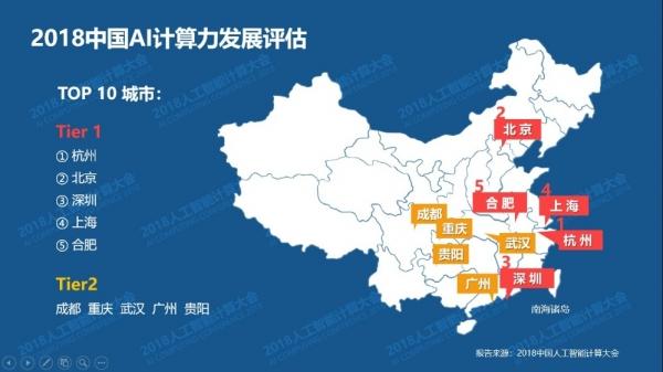 人工智能计算大会将于8月底在京举行