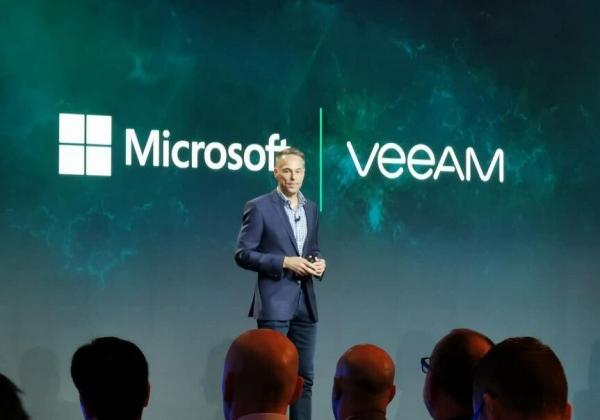 """VeeamON2019 :Veeam推出 """"with Veeam""""计划,强化云数据管理领域领导地位"""