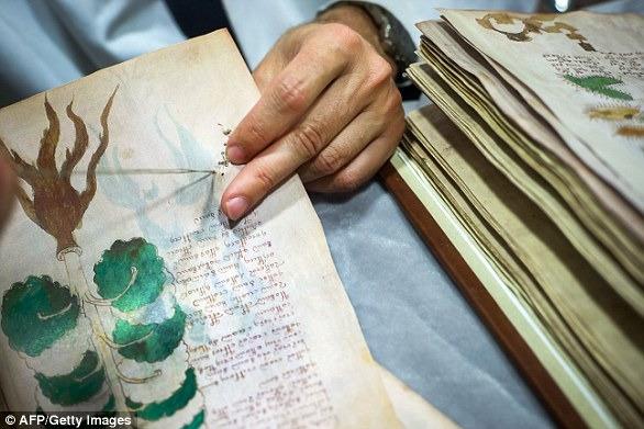 """这本""""世界最神秘之书""""《伏尼契手稿》将被88304破译?"""
