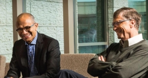 微软公司联合创始人比尔·盖茨退出微软董事会
