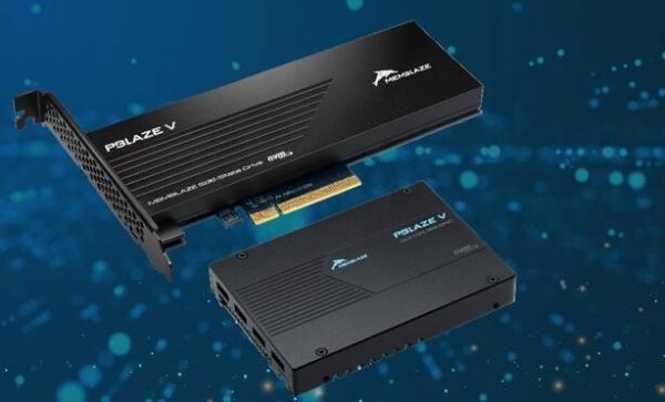 Memblaze推出PBlaze5 920系列企业级NVMe SSD