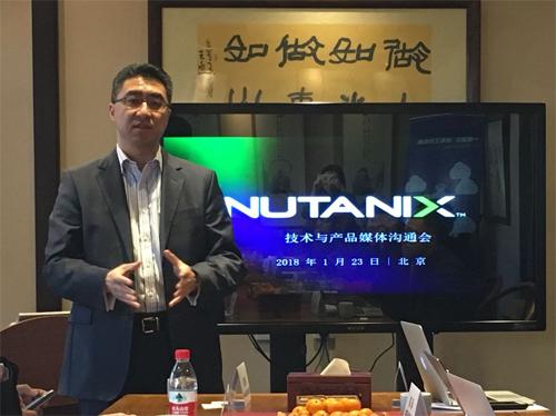 数字化变革时代 Nutanix:不忘初心 向企业云迈进