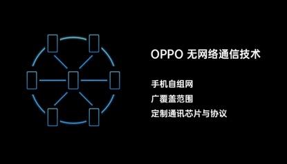 """首发""""透视全景屏""""和""""无网络通信技术""""  OPPO创新科技亮相MWC19上海"""