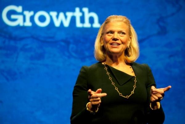 IBM第四季度收入下滑全年表现超预期 推动股价上涨