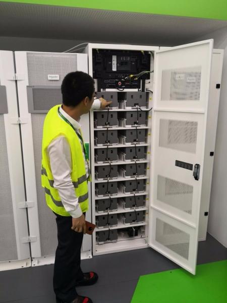 施耐德电气Galaxy VS——企业业务云化的供能保障