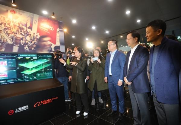 刷脸进站、语音购票:上海联手阿里打造全球首个AI地铁之城