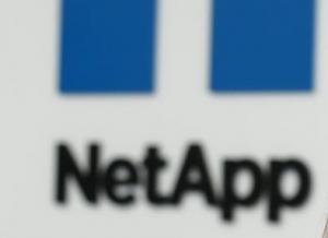 因大�I家不�蚪o力,NetApp�m利��可�^但�N售�~未能�_到�A期