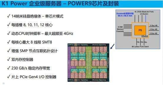 POWER 9为云与智能打造强大引擎