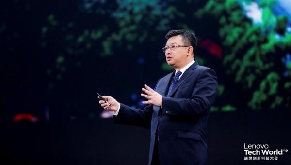 童夫尧:智能基础架构奠定行业智能基石