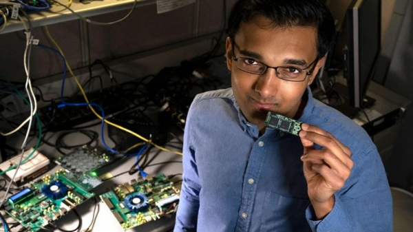 英特尔公布Loihi神经形态芯片 仅根据气味识别多种有害化学物质