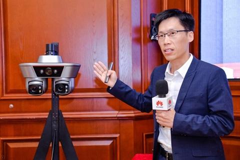 华为发布智能安防HoloSens新产品复眼新型态SDC X8341-10系列及智能微云IVS1800
