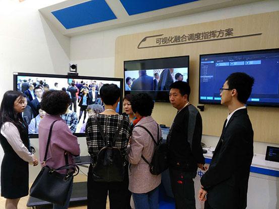 中兴通讯智能光纤物联网惊艳中国国际现代化铁路技术装备展