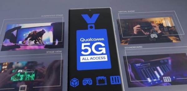 帮我们抵达5G智能世界的,除了手机,还有ta们