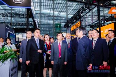 CITE 2019 中国传感器与物联网产业联盟再相见
