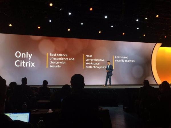 连接人与技术 思杰Citrix Synergy 2019重塑工作未来