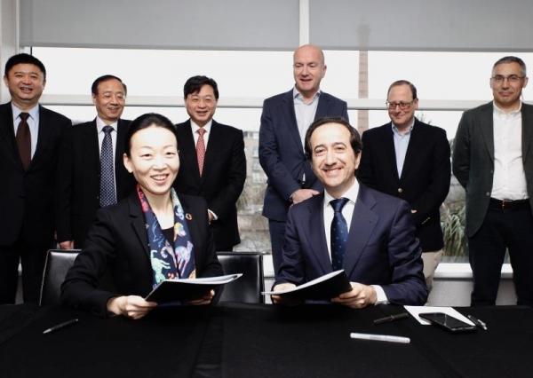 中国联通与西班牙电信Telefónica合作 打造物联网全球连接统一部署解决方案