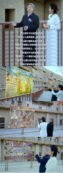 如何隔空去看敦煌壁画,华为P40系列超感知影像给你答案