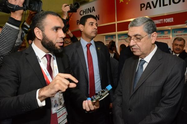 华为智能电网一站式ICT解决方案亮相埃及国际电力新能源展