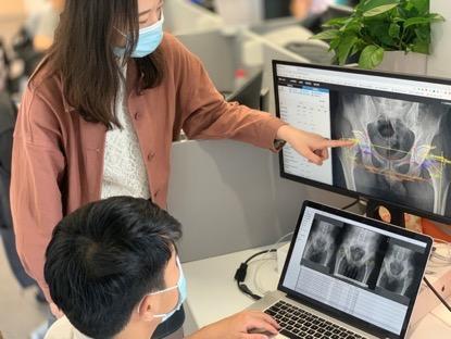 达摩院医疗AI解决骨科手术历史难题,0.3秒定位解剖位置