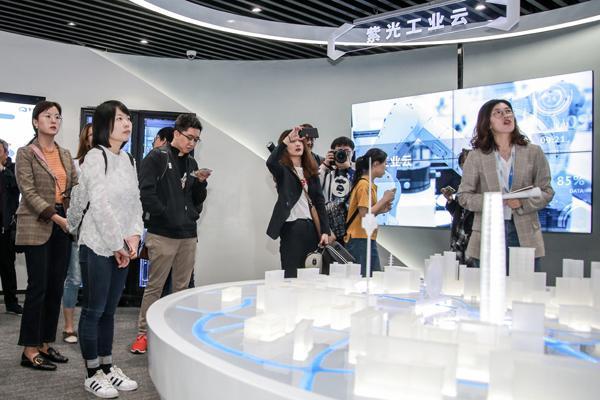 紫光云:云技术助力打造智慧城市