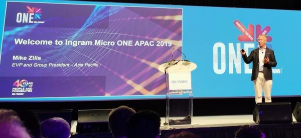 Ingram Micro ONE APAC大会召开:英迈国际双云战略和4个路线助力合作伙伴全面变革