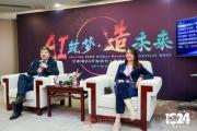 在1024开发者节日当天,科大讯飞执行总裁胡郁就AI布局答记者问