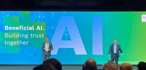 """博世@CES2020:让AI""""准备就绪"""""""