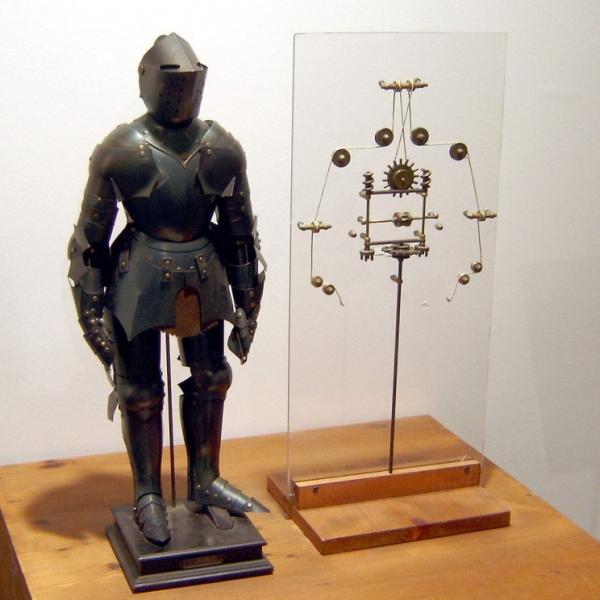机器人创世2500年简史:从公元前的木鸽到21世纪的波士顿机器狗