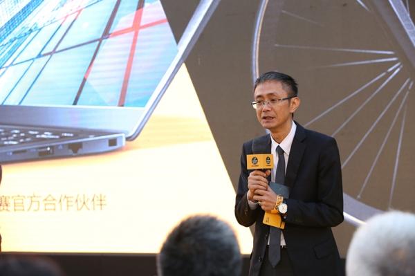 """环法中国赛唯一IT解决方案合作伙伴:戴尔为""""速度与激情"""" 狂打Call"""