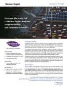 高耐久度工业嵌入式闪存 助力欧洲 ETC