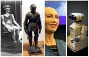 机器人创世2500年简史:从公元前的木鸽到21世纪的波士顿动力机器狗