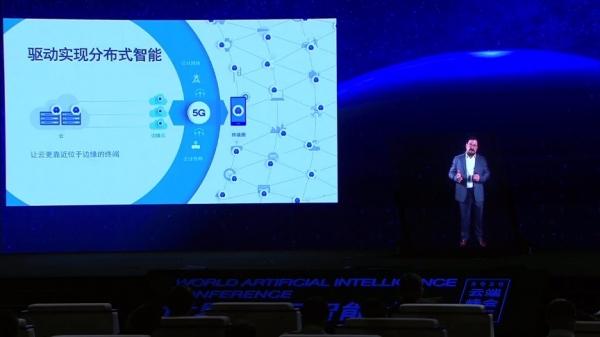 高通公司总裁安蒙:5G+AI开启智能互联未来