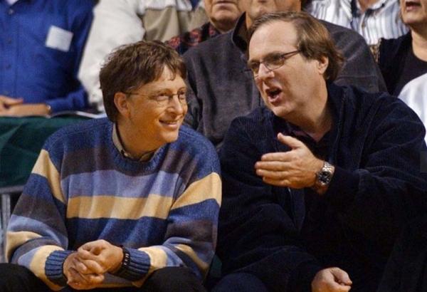 """微软联合创始人保罗.艾伦:一个极富创造力的程序员,一个""""理想主义者"""""""