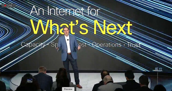 思科打造面向未来网络的Silicon ONE系列通用芯片