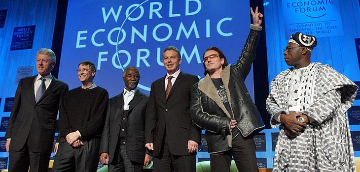 世界经济论坛认为网络安全风险是一项全球性的重大风险