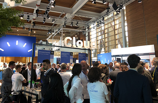 CEBIT 2018:IBM将推出另外18个公有云可用区