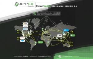 2017年度至顶网凌云奖:华夏创新(AppEx) CloudWAN