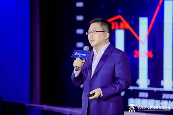 奇安信集团总裁吴云坤:用内生安全框架提升网络安全产值